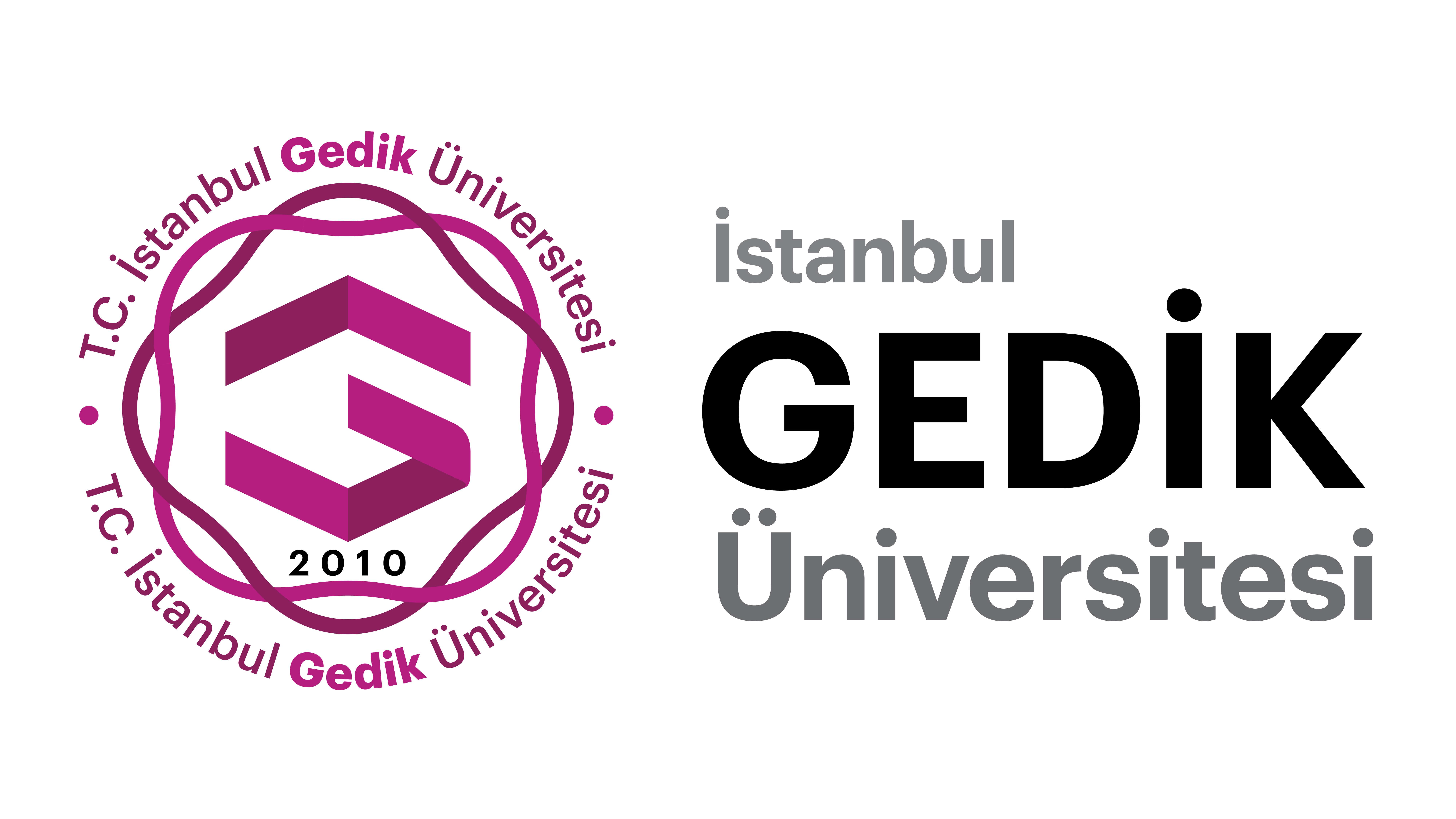 Gedik Üniversitesi Logosu (TR - JPG)